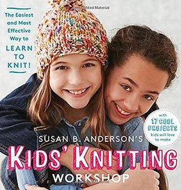 Kids' Knitting Workshop - Susan B Anderson