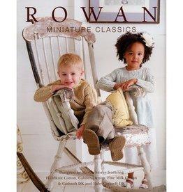 Rowan Rowan Miniature Classics by Martin Storey