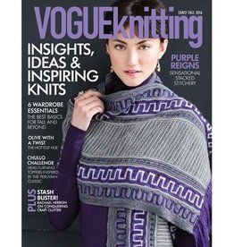 Vogue Vogue Knitting Early Fall 2016