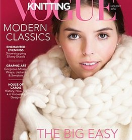 Vogue Vogue Knitting Holiday 2016