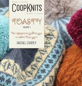 Baa Ram Ewe Coop Knits Toasty Volume 1 by Rachel Coopey