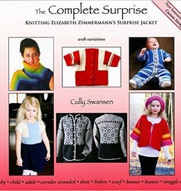 Schoolhouse Press Complete Surprise Jacket by Cully Swansen