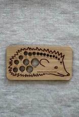 Katrinkles Katrinkles Hedgehog Needle Gauge