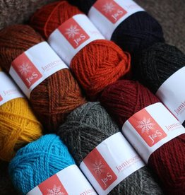 Real Shetland Wool Jamieson & Smith 2 Ply Jumper Weight