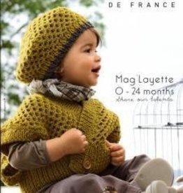 Bergere de France Bergere de France Mag. 165 - Layette 0-24 months