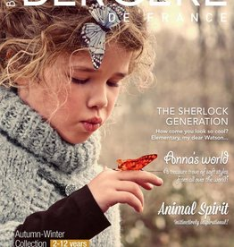 Bergere de France Bergere de France Mag. 174 - Kids Autumn-Winter Collection
