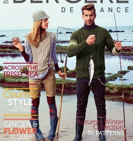 Bergere de France Bergere de France Mag. 177 - Irish Knitting Autumn-Winter