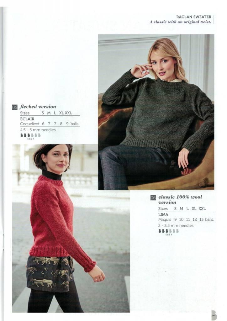 Bergere de france mag 183 women 39 s winter collection for Bergere de france miroir