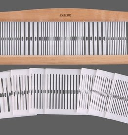 "Ashford Vari Dent Reed for SL25, 10"" Sampleit Loom"