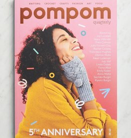 Pom Pom Quarterly Pom Pom Quarterly Issue 21: Summer 2017