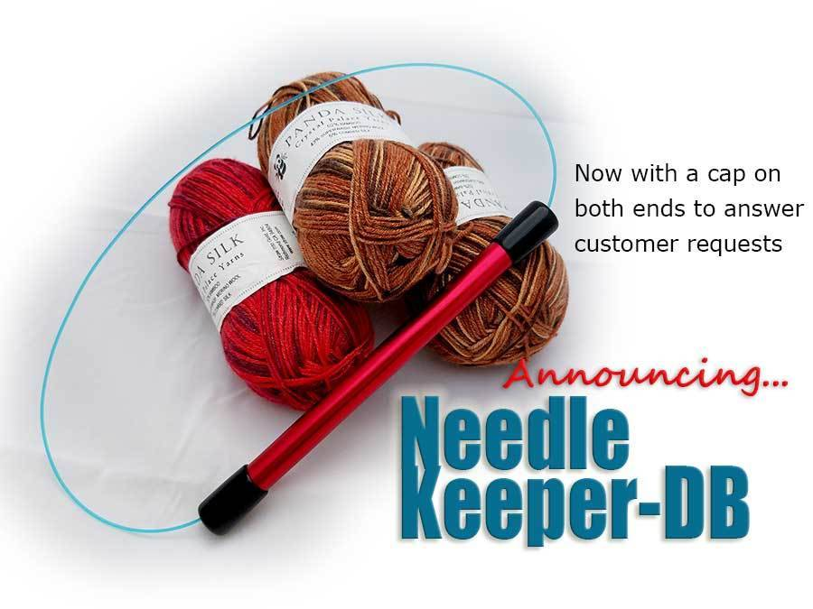 Fiber to Fabric Magic Needle Keepers (Double Cap)