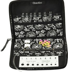 "ChiaoGoo ChiaoGoo Spin Bamboo Interchangeable 4"" Complete Set"