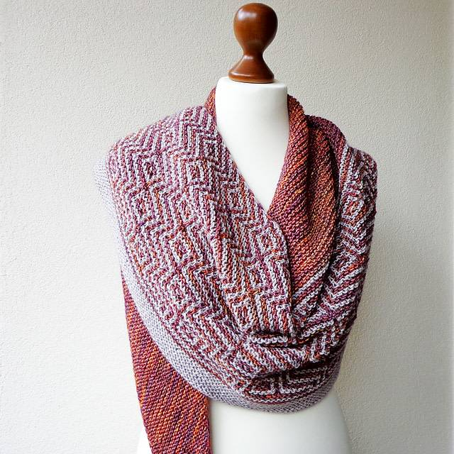Malabrigo Malabrigo Barnstable Shawl Kit