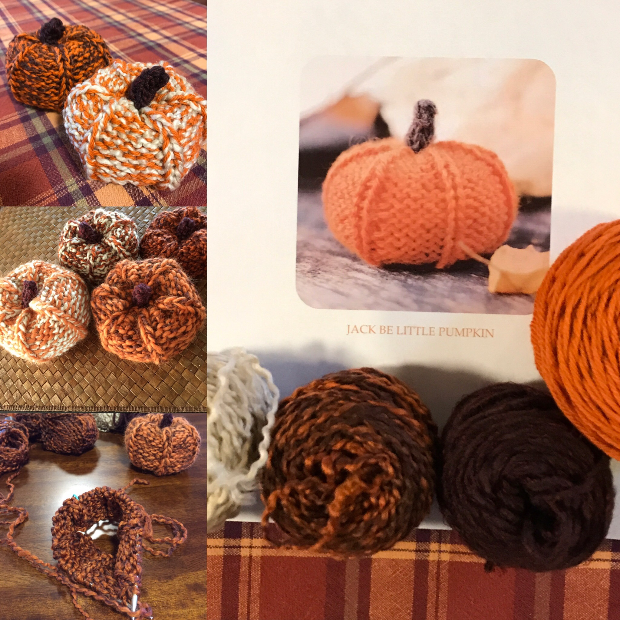 Autumn Pumpkin Kit