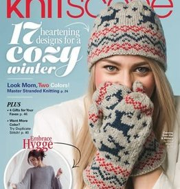 Interweave Knitscene Winter 2017