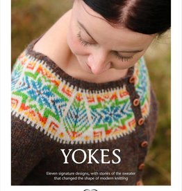 Kate Davies Yokes by Kate Davies