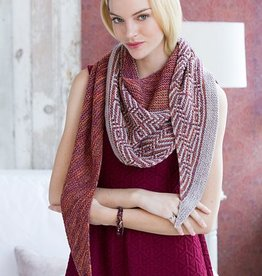 Barnstable by Lisa Hannes Shawl Pattern