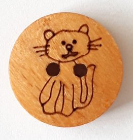 Dill Buttons Dill Buttons - Novelty Button - cat