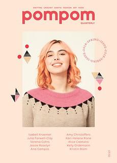 Pom Pom Press Pom Pom Quarterly Issue 24: Spring 2018