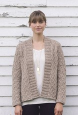 Quince & Co. Plain & Simple: 11 Knits to Wear Every Day by Pam Allen