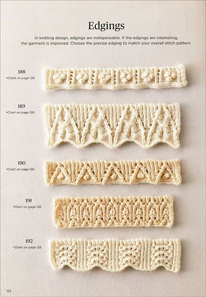 Japanese Knitting Stitch Bible