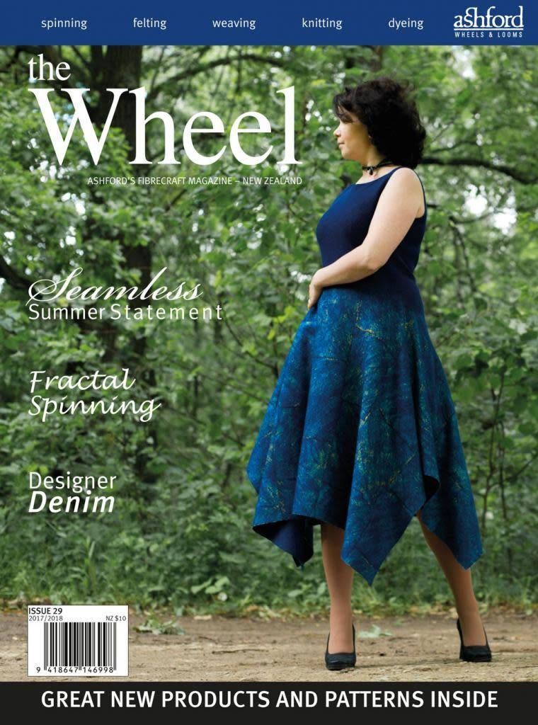 Ashford The Wheel, Issue 29, 2017/2018