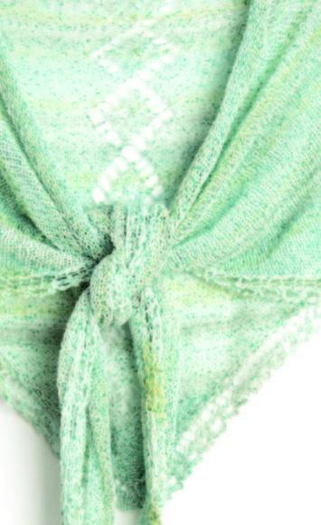 Rico Design Rico Creative Melange Lace Shawl Kit-001