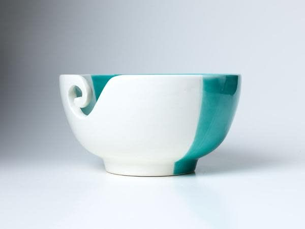 Furls Ceramic Yarn Bowl