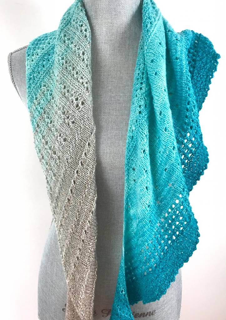 Free Pattern Fridays - Friday, April 20, 2018, Issue 50: Did you feel the earth rumble last night?