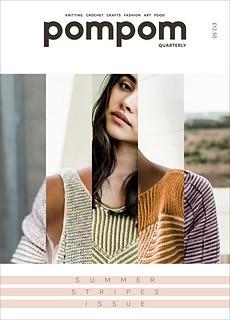 Pom Pom Press Pom Pom Quarterly Issue 25: Summer 2018