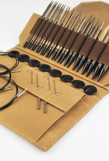 "Lykke Crafts Lykke 5"" Interchangeable Circular Knitting Needle Set"