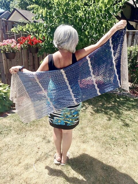Free Pattern Fridays - Friday, August 3, 2018, Issue 64: Lazy summer days...