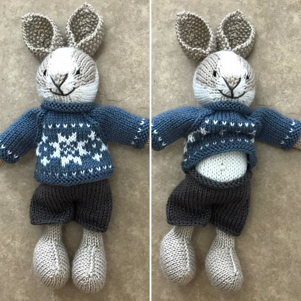 Girl or Boy Bunny Class