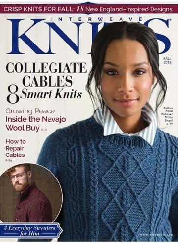 Interweave Interweave Knits Fall 2018