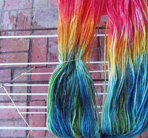 Yarn Dyeing Workshop