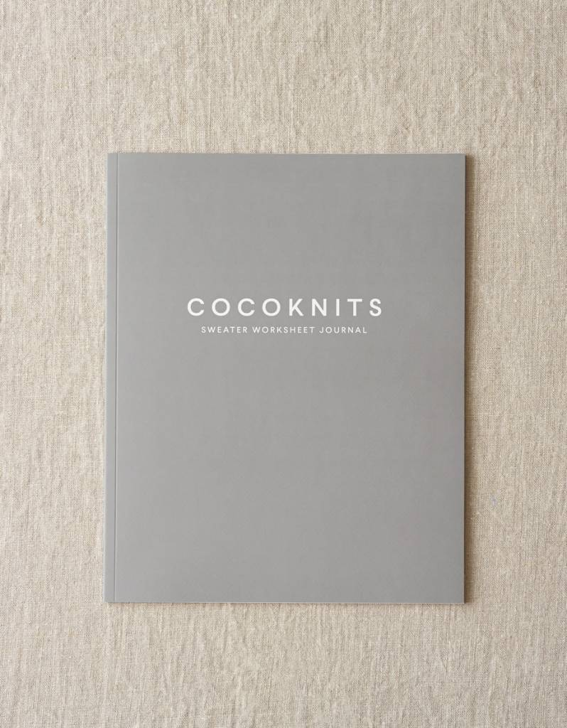 Cocoknits Cocoknits Sweater Workshop Journal