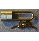 Bandit Industries Pad Lock, Long Shackle for Hood Pin