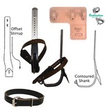 Buckingham Complete steel tree climber set includes:<br />