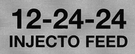 Doggett Doggett 12-24-24  with HUMATES 30# Bag
