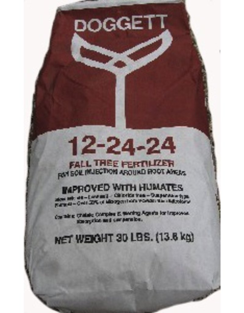 Doggett Doggett 12-24-24  with HUMATES 30# Bag