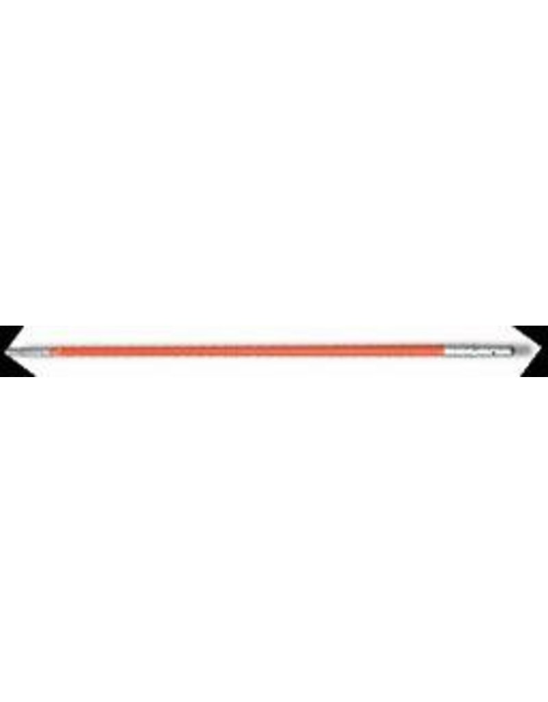 Fred Marvin Marvin fiberglass poles are lightweight and extremely durable. The wall thickness is 25% greater than the average pole to ensure a ridged feel. Bright orange coloring makes them easy to spot. <br />Marvin poles feature air craft grade aluminum extension coupli