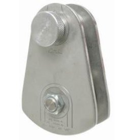 "CMI Block 3/4"" Arborist Pulley, 3"" Sheave 40,000 MBS"