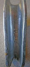 """Fehr Bros. Thimble H.D. 3/8"""" Galvanized"""