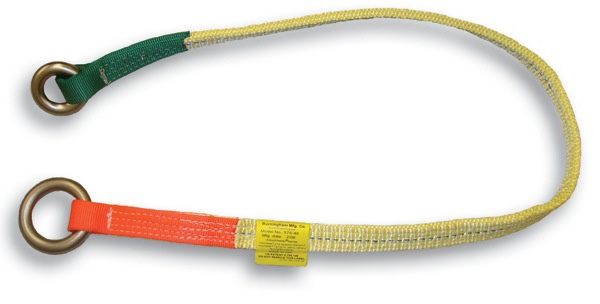 Buckingham Friction Saver 3' Length Steel Rings 5000#