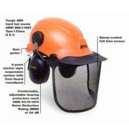 Stihl Forestry Helmet System, Stihl, Old Style