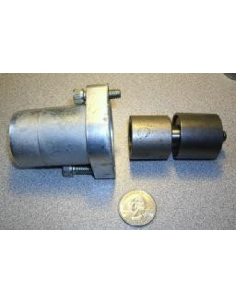 Bandit Industries DETENT ASSY W/LONG CAP for Valves, NON-SPRING STYLE Two position (No spring) - Feed wheels
