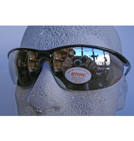 Stihl Sleek Line Safety Glasses with Mirror Lens