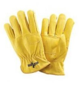 Glove Gloves, Leather w/Double Palm