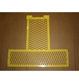 Border Concepts Tray Only for Yellow Log Cart