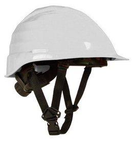 Rockman Rockman Dielectric Arborist Helmet in White with 4 point chin strap